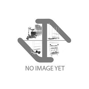 Elektrische platformwagen voor magazijnen